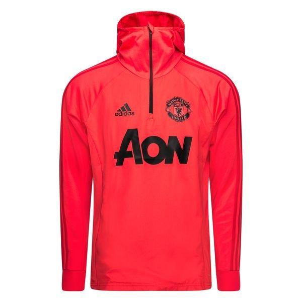 2922aabd0 Manchester United Training Shirt Warm - Core Pink Black