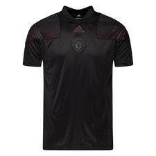 Manchester United T-Shirt - Svart