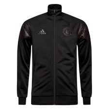manchester united track top - sort - track tops