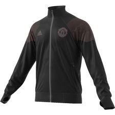 Manchester United Track Top - Svart