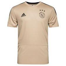 Image of   Ajax Trænings T-Shirt - Guld/Sort Børn