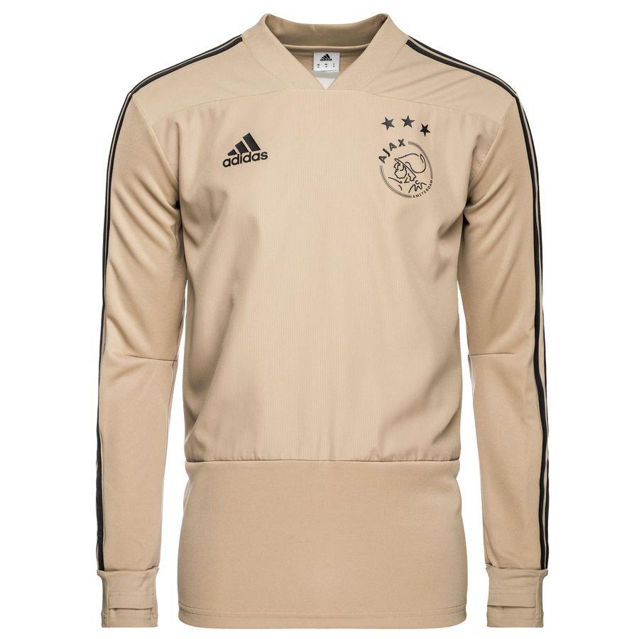 42ff92ebc9e Ajax Training Shirt - Raw Gold/Carbon | www.unisportstore.com