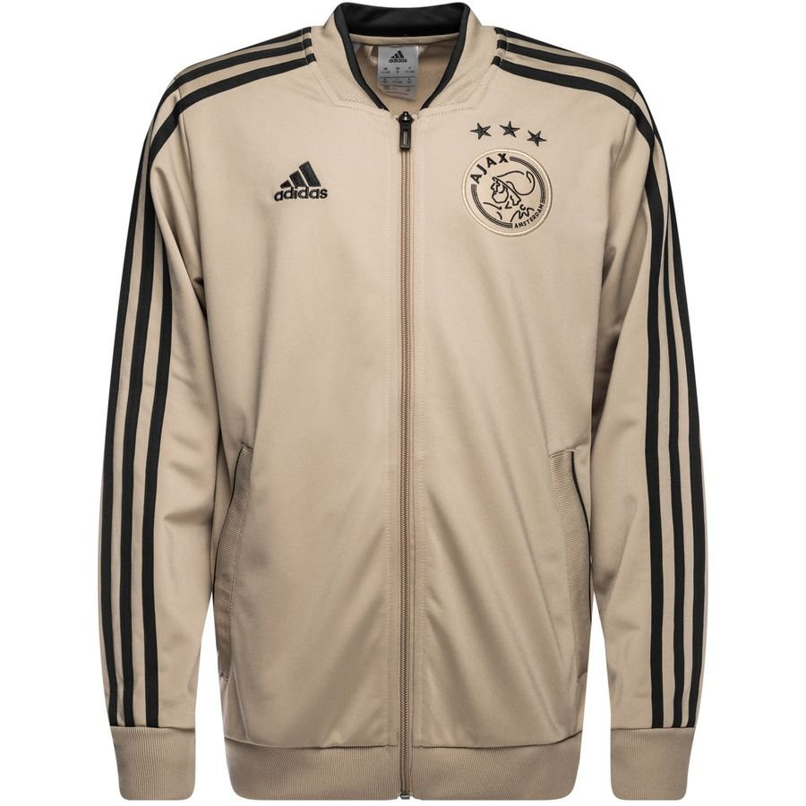 Ajax Veste Presentation - Or/Gris Enfant