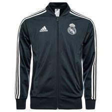 Real Madrid Jacka Presentation - Svart/Vit
