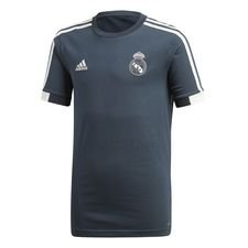 Real Madrid Tränings T-Shirt - Teconi/Vit Barn