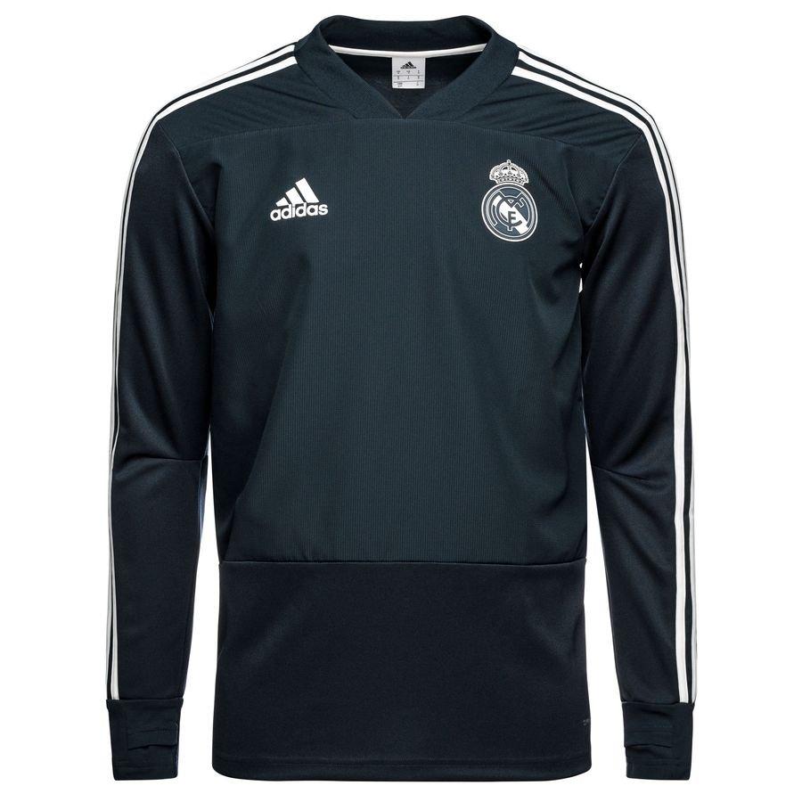 real madrid training shirt - teconi white kids - training tops ... b4b3893853dd8