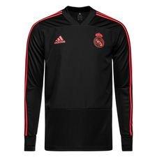 Real Madrid Träningströja UCL - Svart/Röd