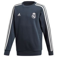 Real Madrid Sweatshirt - Teconi/Vit Barn