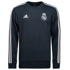 Real Madrid Träningströja - Svart/Vit