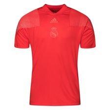 Real Madrid Tränings T-Shirt Icon - Röd
