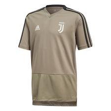 Juventus Tränings T-Shirt - Brun/Svart Barn