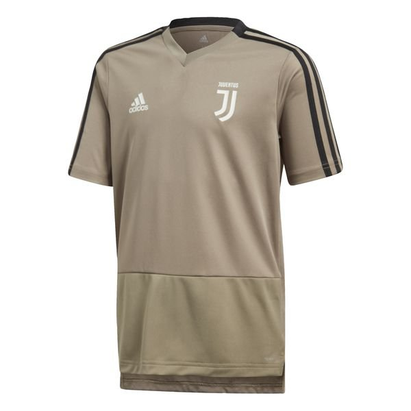 timeless design d04ea 96996 Juventus Training T-Shirt - Clay/Black Kids | www ...