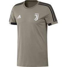 Juventus T-Shirt - Brun/Svart