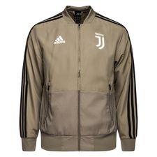 Image of   Juventus Jakke Pre-Match - Brun/Sort