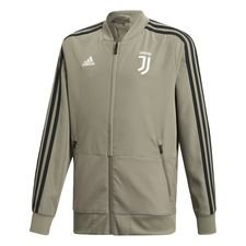 Juventus Jacka Pre Match - Brun/Svart Barn