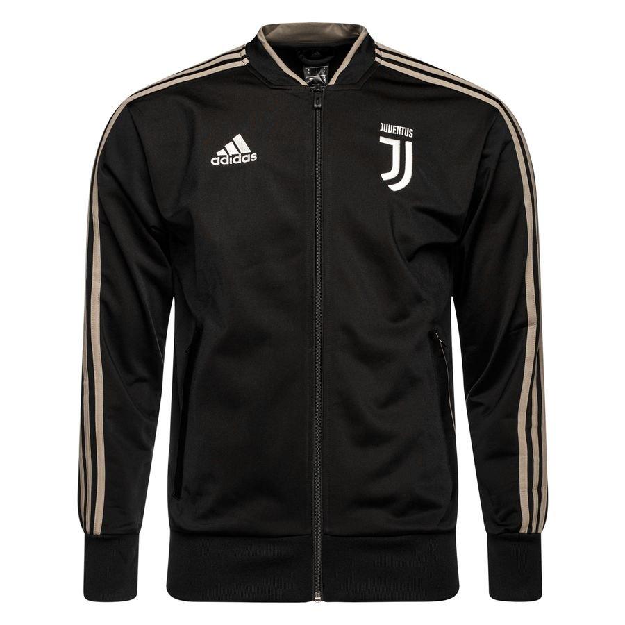 juventus jacket presentation - black clay - jackets ... a59bbfa50