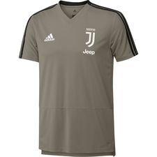 Juventus Tränings T-Shirt - Brun/Svart