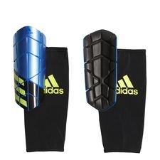 adidas scheenbeschermers pro x energy mode - blauw/zwart/geel - scheenbeschermers