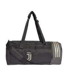 Juventus Sportväska Duffel - Svart/Brun