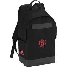 Manchester United Ryggsäck - Svart/Rosa