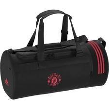 Manchester United Sportväska Duffel - Svart/Rosa