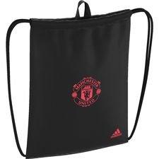 Manchester United Gymnastikpåse - Svart/Rosa