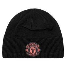 Manchester United Mössa - Svart/Rosa