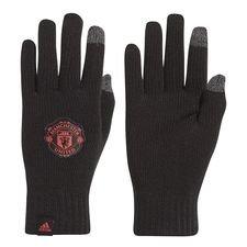 Image of   Manchester United Strikhandsker - Sort
