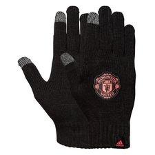 Manchester United Handskar - Svart