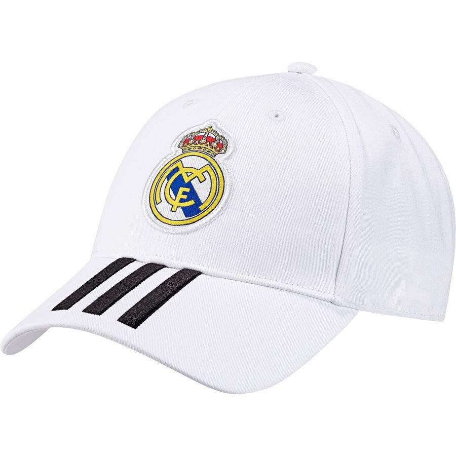 Real Madrid Kasket - Hvid/Sort