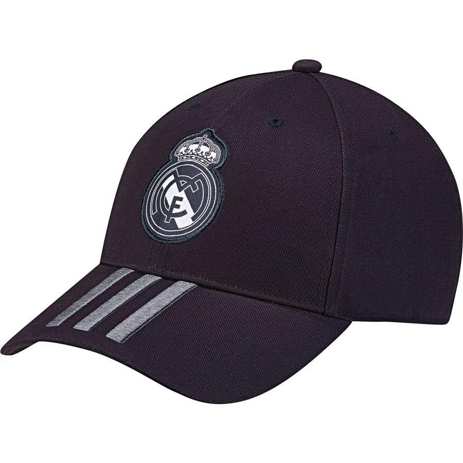 Real Madrid Kasket 3S - Blå/Hvid