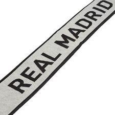 real madrid halsduk - vit/svart - halsduk