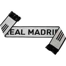 Real Madrid Halsduk - Vit/Svart