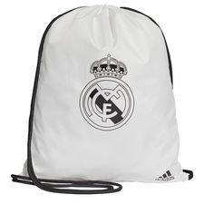 Real Madrid Gymnastikpåse - Vit/Svart