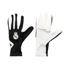 Real Madrid Spelarhandskar Field Player - Svart/Vit