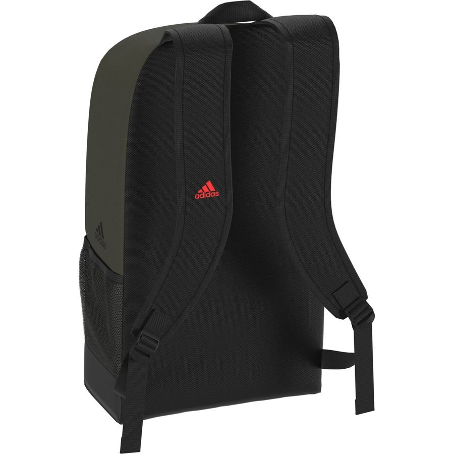 adidas backpack football street - night cargo black - bags 5c03d22a8bf6e