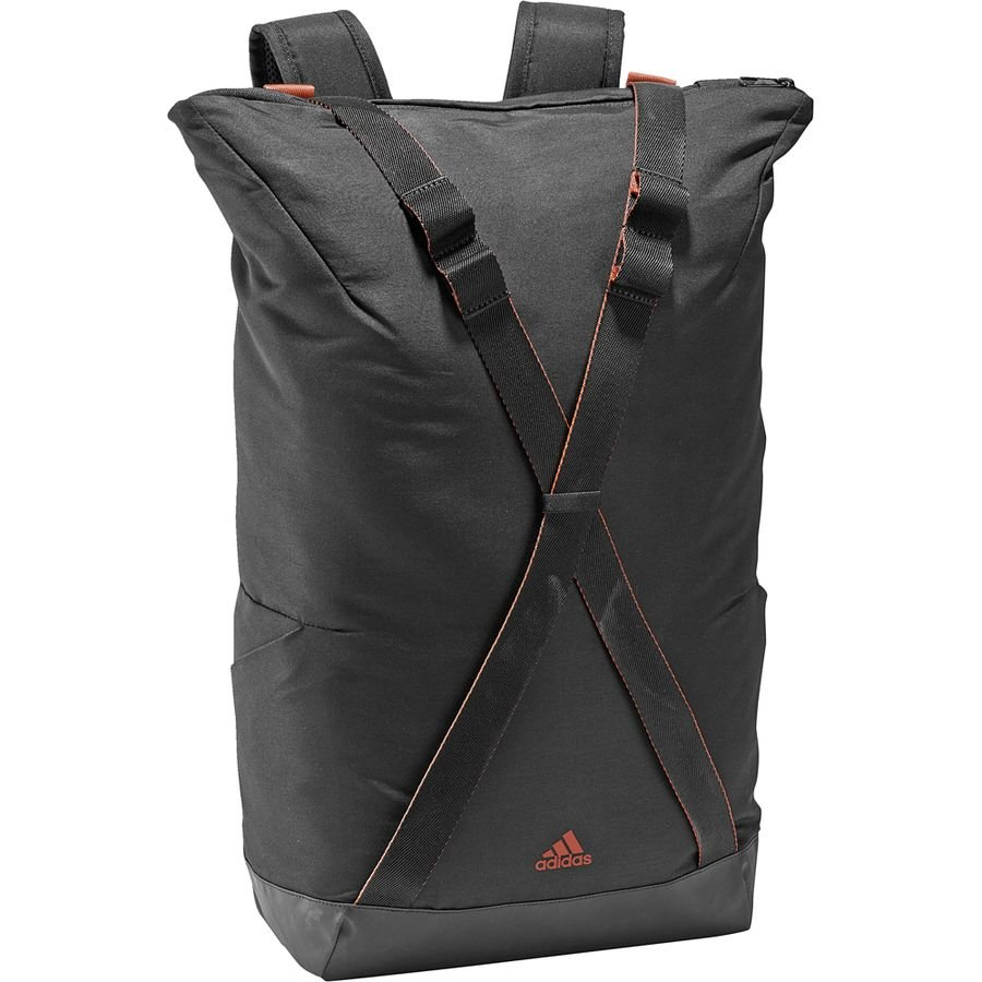 4fe70e71800d adidas backpack z.n.e. id - black raw amber - bags ...