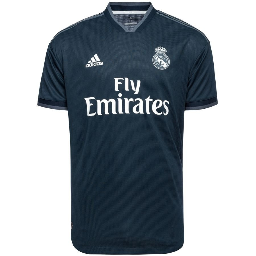 Real Madrid Udebanetrøje 2018/19 Authentic
