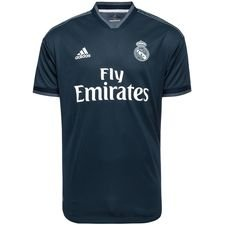 real madrid away shirt 2018/19 authentic - football shirts
