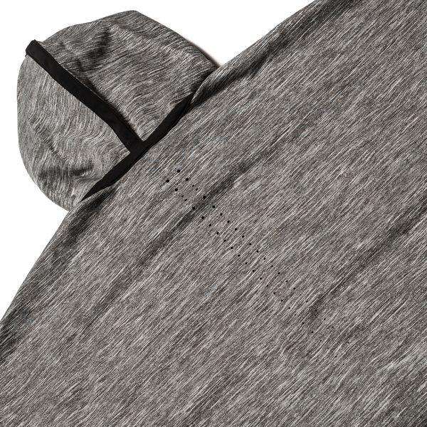 adidas Hoodie Z.N.E. Wendbare FZ GrauSchwarz