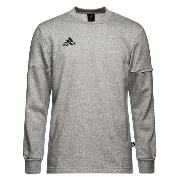 adidas shirt grau