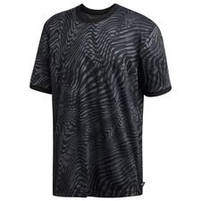 Image of   adidas Trænings T-Shirt Tango Graphic - Sort