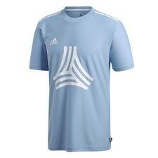 Image of   adidas Trænings T-Shirt Tango Logo - Blå/Hvid
