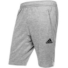 adidas shorts tango - grå - træningsshorts
