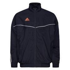 adidas træningsjakke tango woven - navy - jakker