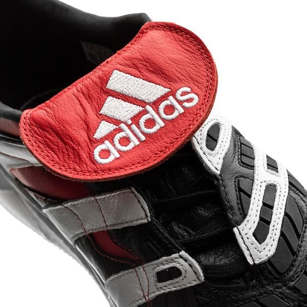 45938495eaac ... adidas predator accelerator trainer boost - core black footwear white red  limited edition ...