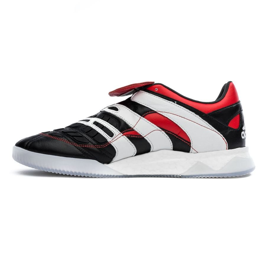49022a24fda4 adidas predator accelerator trainer boost - core black footwear white red  limited edition -