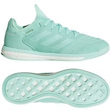 adidas copa tango 18.1 trainer spectral mode - grön/guld - sneakers