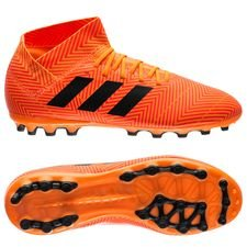 adidas Nemeziz 18.3 AG Energy Mode - Orange/Svart Barn