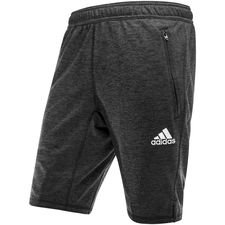 real madrid shorts seasonal special - sort/grå - træningsshorts